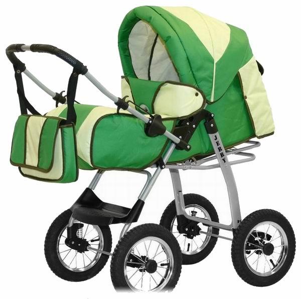 Детские коляски , Коляски-трансформеры Alis Jerry PC арт: 28367 -  Коляски-трансформеры