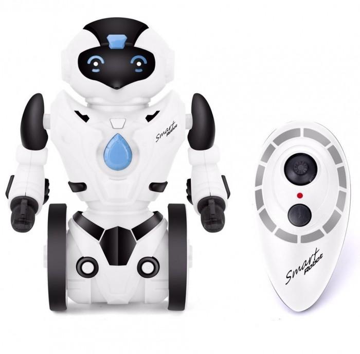 SPL Балансирующий робот  BR1Балансирующий робот  BR1SPL Балансирующий робот BR1 имеет 5 разных игровых режимов:  фиолетовый индикатор - режим DRIVE - робот двигается, согласно командам с пульта управления: вперед, назад, развороты светло-голубой - режим GESTURE - робот двигается, согласно командам вашей руки светло-зеленый - режим LOADING - робот перевозит грузы на подносе красный - режим BOXING - робот может устраивать боевые сражения (необходимо иметь 2 робота) зеленый - режим DANCE - робот танцует Работает от батареек типа ААА (4 ААА - робот, 2 ААА - пульт ДУ - в комплект не входят).   Время работы — до 20 минут.<br>