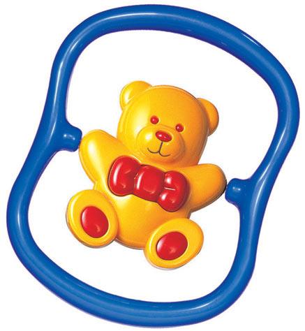 Погремушки Tolo Toys Медвежонок развивающие игрушки tolo toys морж