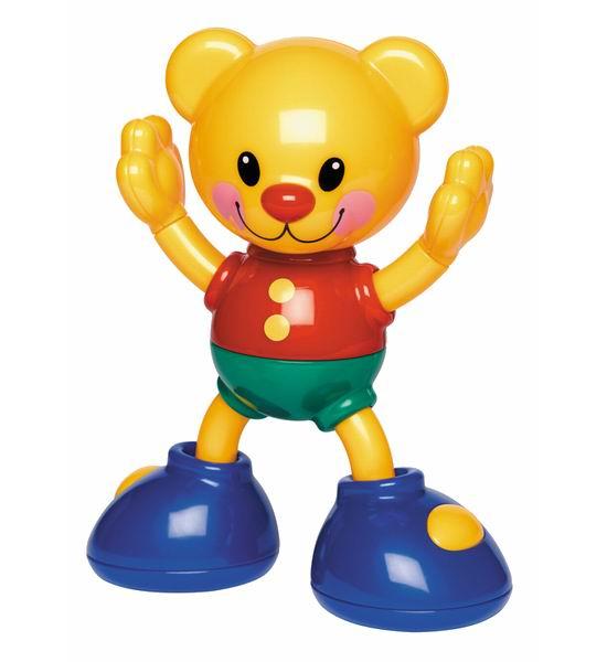 Развивающие игрушки Tolo Toys Мишка-акробат развивающие игрушки tolo toys морж