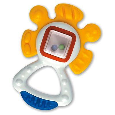 Погремушки Tolo Toys Солнышко игрушки для ванны tolo toys рыбки магнитные