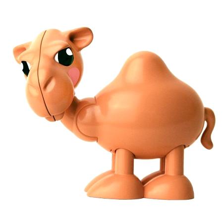 Развивающие игрушки Tolo Toys Верблюд Первые друзья развивающие игрушки tolo toys тюлень