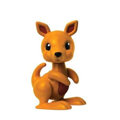 Развивающие игрушки Tolo Toys Кенгуру Первые друзья набор развивающий tolo toys динозавры