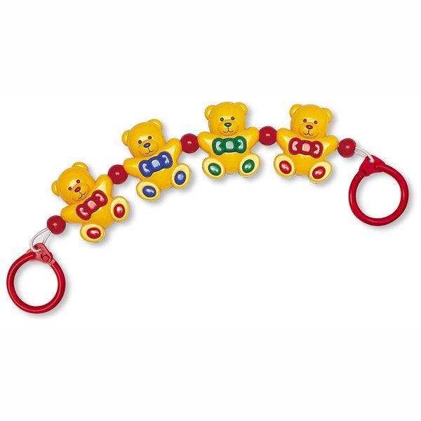 Дуги для колясок и автокресел Tolo Toys Медвежата развивающие игрушки tolo toys тюлень
