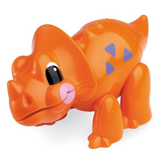 Развивающие игрушки Tolo Toys Трицератопс развивающие игрушки tolo toys тюлень
