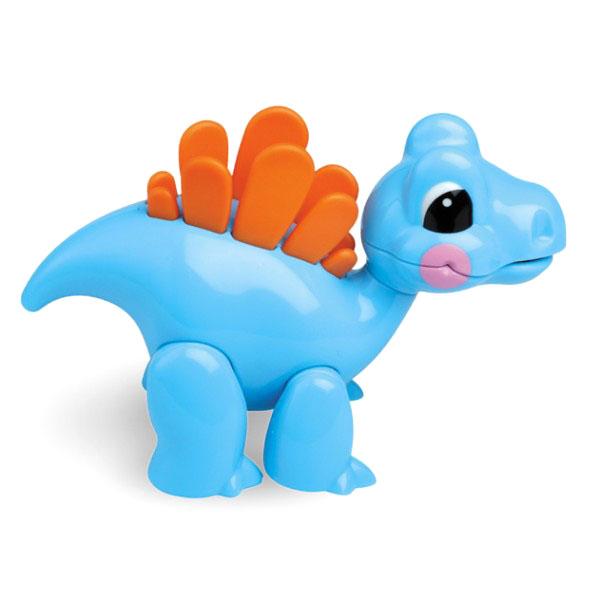 Развивающие игрушки Tolo Toys Стегозавр игровые наборы tolo toys набор полярные сани