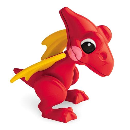 Развивающие игрушки Tolo Toys Красный Птеродактиль развивающие игрушки tolo toys морж