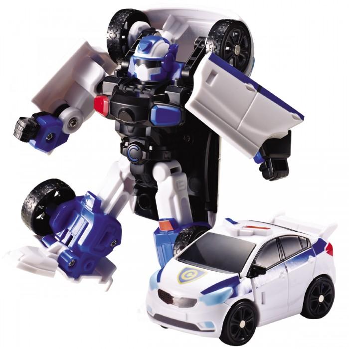 Роботы Tobot Робот-трансформер Мини С робот трансформер mengbadi 106 blue