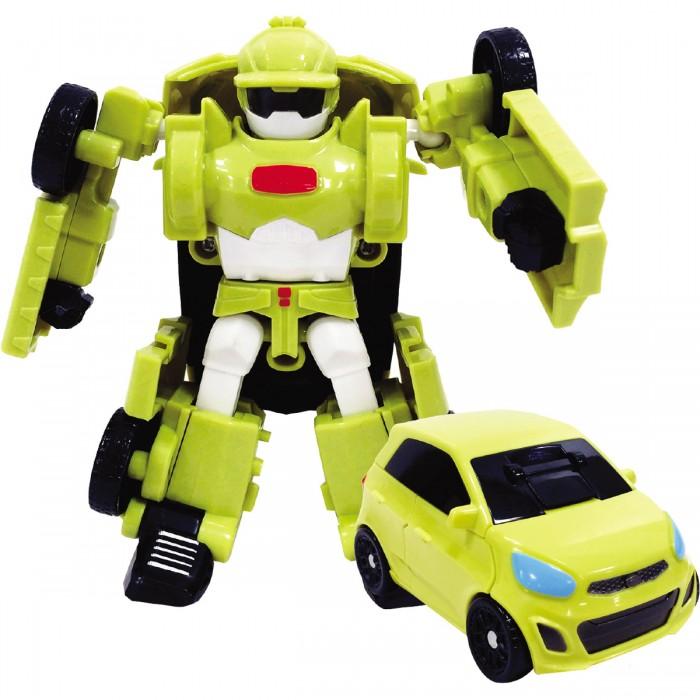 Роботы Tobot Робот-трансформер Мини Тобот D робот трансформер mengbadi 106 blue