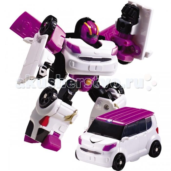 Роботы Tobot Робот-трансформер Мини W робот трансформер mengbadi 106 blue
