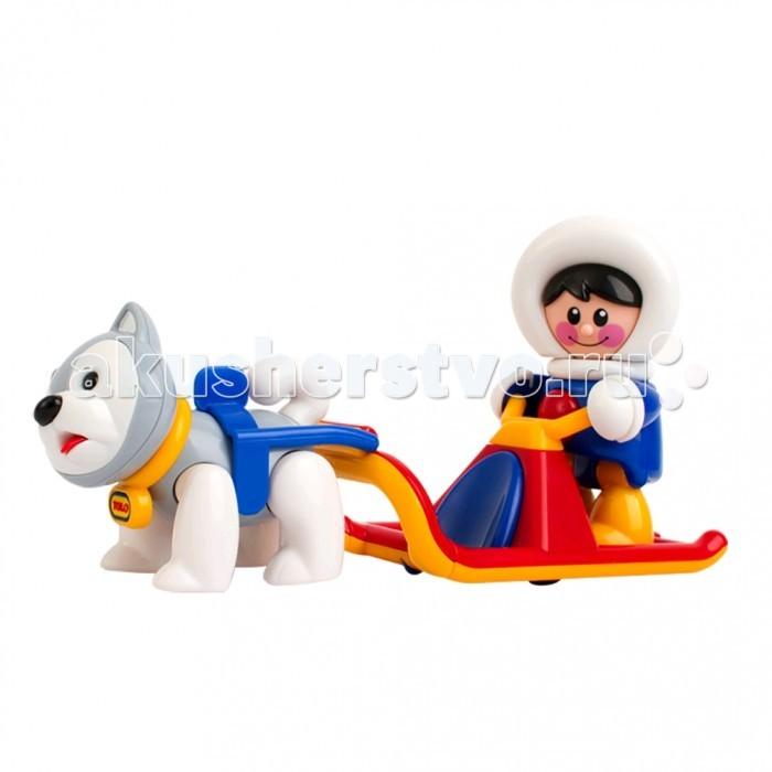 Игровые наборы Tolo Toys Набор Полярные сани развивающие игрушки tolo toys тюлень