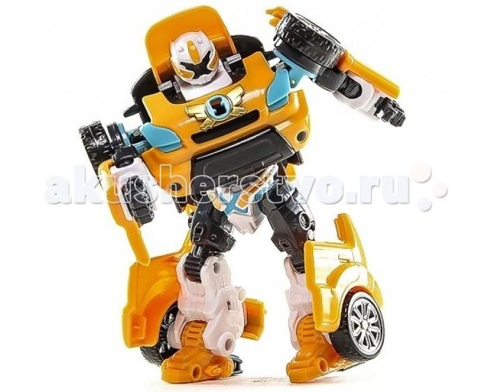Tobot Робот-трансформер X с ключем-токеномРобот-трансформер X с ключем-токеномTobot Робот-трансформер X с ключем-токеном этот трансформер принадлежит мальчику Райну, с которым они вместе защищают город.   Робот имеет эргономичный дизайн, который отражает его исключительную силу и твердый, надежный характер. Он трансформируется в автомобиль желтого цвета, имеет множество точек артикуляции и активируется при помощи ключа-токена, который есть в комплекте.  В комплекте: робот, ключ.  Возраст: от 3 лет.<br>