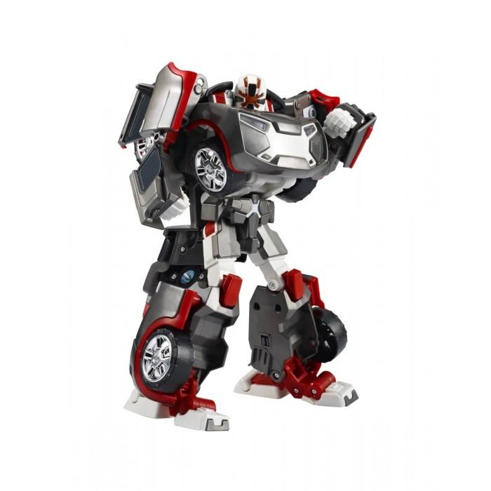 Tobot Робот-трансформер Evolution X со светом и звукомРобот-трансформер Evolution X со светом и звукомTobot Робот-трансформер Evolution X со светом и звуком- это интерактивный робот-трансформер, играя с которым, мальчик получит множество положительных эмоций.   Игрушка обладает световыми и звуковыми эффектами, а самое главное она может трансформироваться из огромного устрашающего робота в мощный автомобиль и обратно.   В комплекте с роботом идут ключ, который необходим для трансформации, а также наклейка для игрушки.  В комплекте: робот, ключ, аксессуары.  Возраст: от 3 лет.<br>