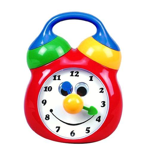 Электронные игрушки Tolo Toys Игрушечный будильник развивающие игрушки tolo toys морж