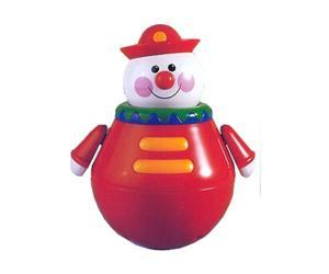 Развивающие игрушки Tolo Toys Неваляшка Клоун игрушки для ванны tolo toys рыбки магнитные
