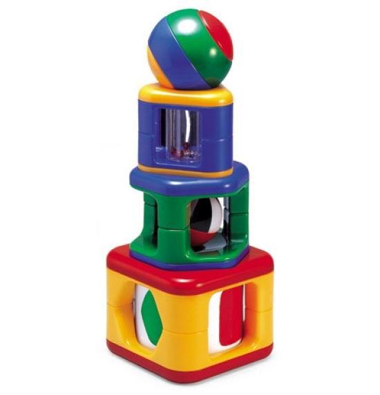Развивающие игрушки Tolo Toys Пирамидка с подвижными элементами развивающие игрушки tolo toys тюлень