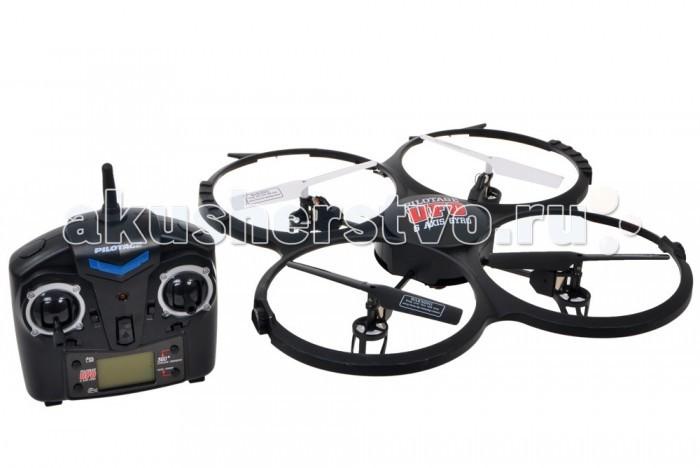 Pilotage Квадрокоптер UFO 6-axis с камерой RTF электро