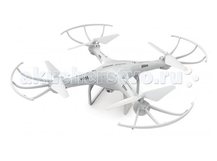 Pilotage Квадрокоптер Phantom HD edition с камерой электро RTF