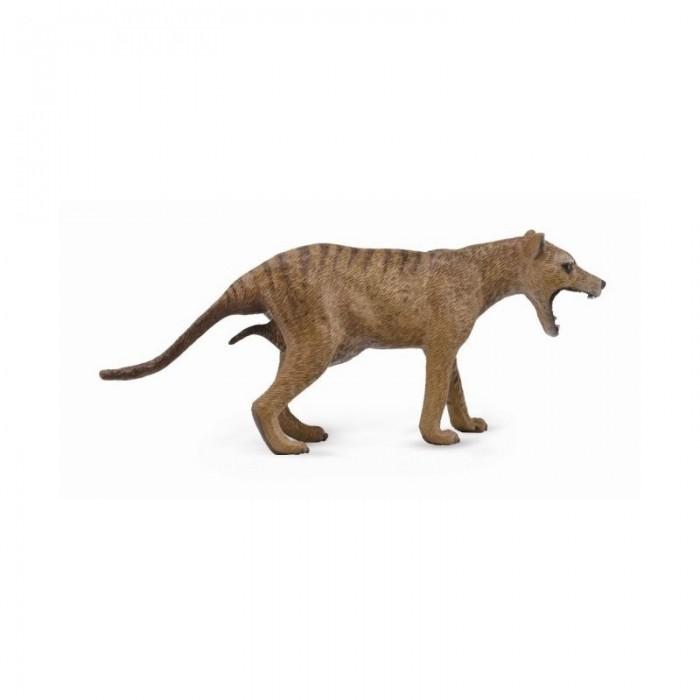 Фото - Игровые фигурки Collecta Тасманийский волк L игровые фигурки collecta карликовый бегемот l