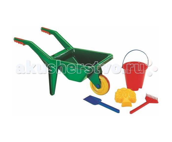 G.B.Fabricantes AVC Игровая тележка с песочным набором