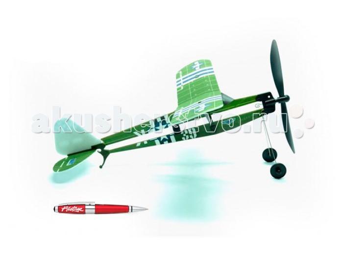 Вертолеты и самолеты Pilotage Резиномоторный самолет Aviator-Piper