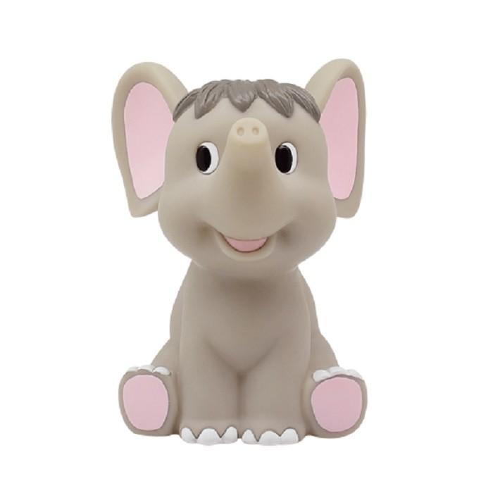 Игрушки для ванны Lubby Игрушка для купания Слоник-Пищалка от 12 мес. игрушки для ванны lubby игрушка для купания пеликан