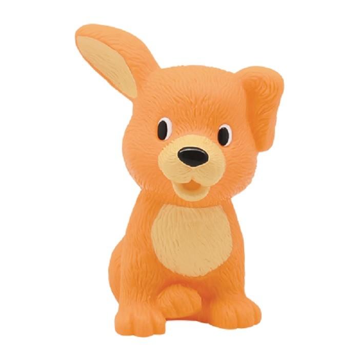 Игрушки для ванны Lubby Игрушка для купания Собачка-Пищалка от 12 мес. игрушки для ванны lubby игрушка для купания пеликан