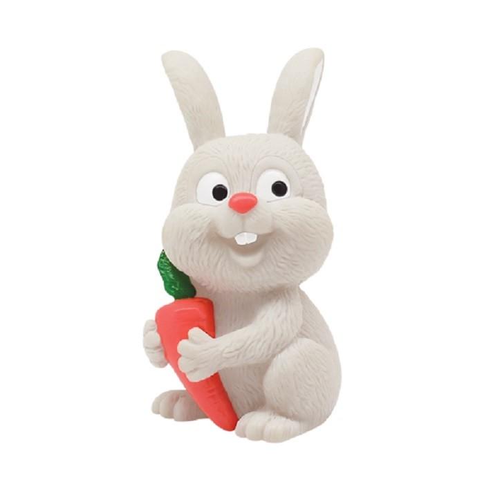 Игрушки для ванны Lubby Игрушка для купания Зайчик-Пищалка от 12 мес. игрушки для ванны lubby игрушка для купания пчёлка