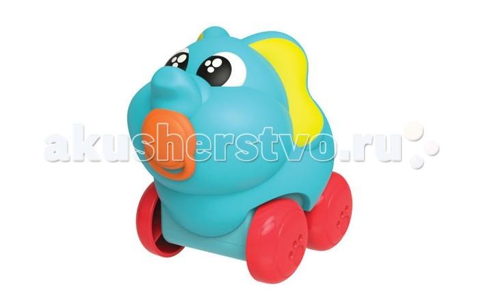 Музыкальные игрушки Chicco Go Go Music Саванна слон в боксе музыкальные игрушки