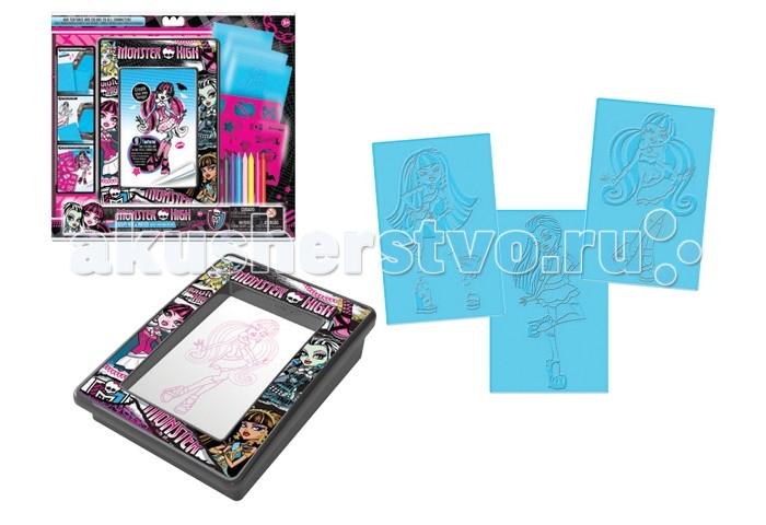 Развитие и школа , Принадлежности для рисования Монстер Хай (Monster High) Набор для рисования арт: 287173 -  Принадлежности для рисования