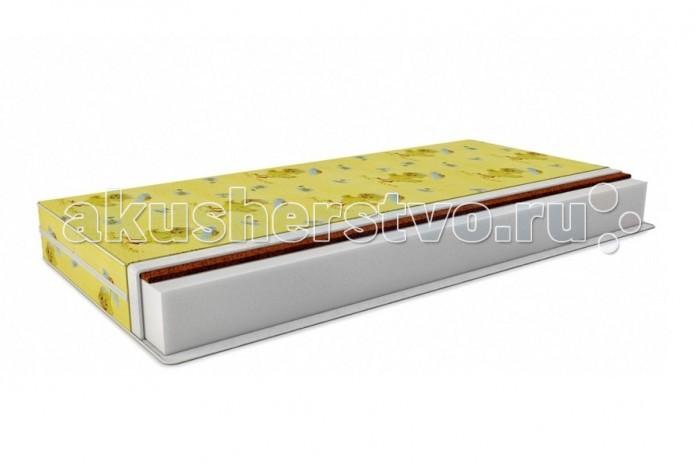 Матрасы Татами Кокос-стандарт Холлкон (бязь) 120x60 татами кокос maxi бязь 120х60 см