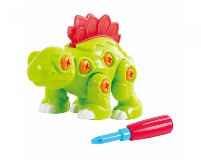Конструкторы Playgo Собери динозавра набор для ванной playgo утята 2430