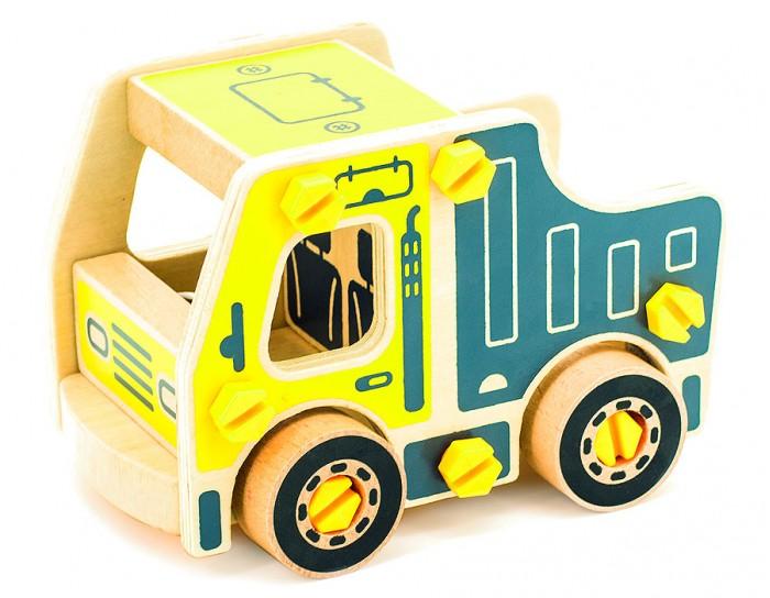 Конструкторы Мир деревянных игрушек (МДИ) Самосвал деревянные игрушки мир деревянных игрушек мди лабиринт лев