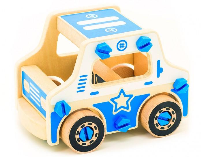 Конструкторы Мир деревянных игрушек (МДИ) Полиция деревянные игрушки мир деревянных игрушек мди лабиринт лев