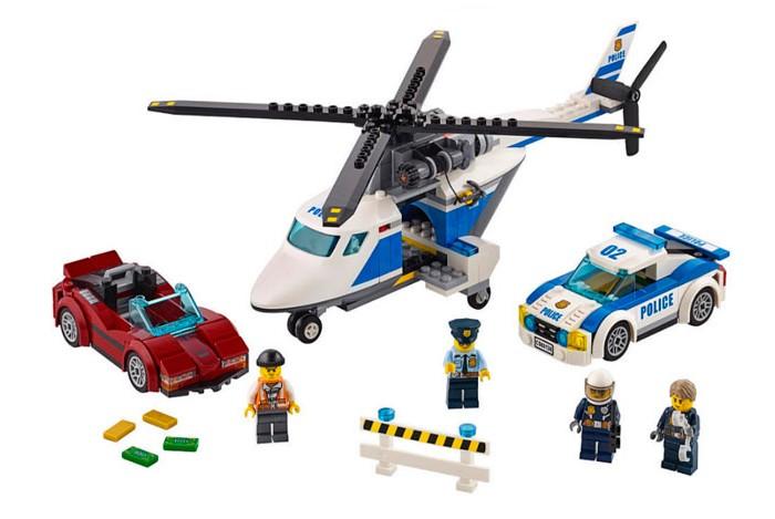 Конструктор Lego Стремительная погоня