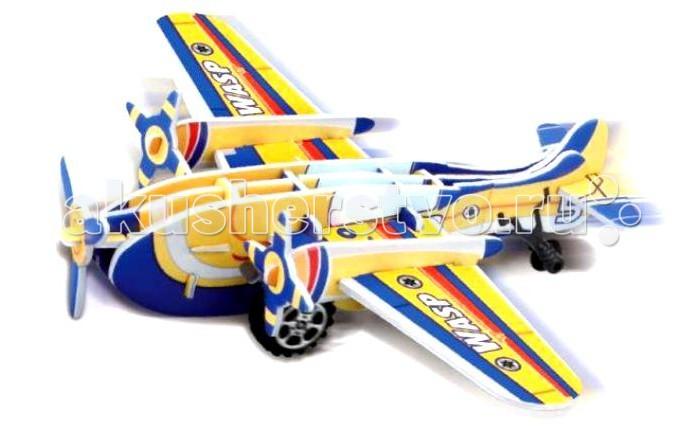 Пазлы Pilotage 3D пазл самолет pilotage самолет на радиоуправлении super cub rtf