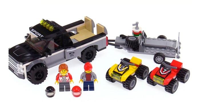 Купить Конструктор Lego Гоночная команда в интернет магазине. Цены, фото, описания, характеристики, отзывы, обзоры
