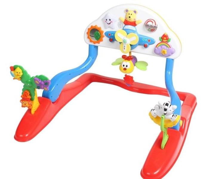 Игровые центры Kiddieland Гимнастический центр игровые центры для малышей kiddieland игрушка осьминог
