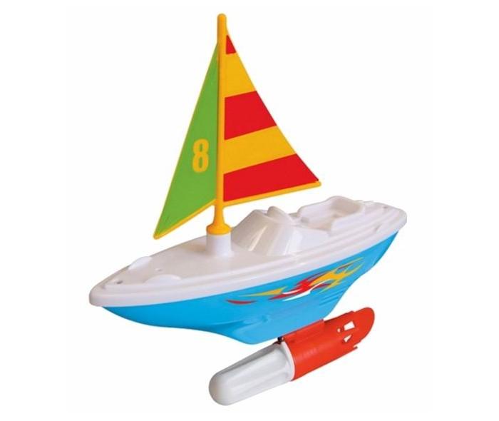Игрушки для ванны Kiddieland Игрушка для купания Лодка со звуковым эффектом детская игрушка для купания new 36 00