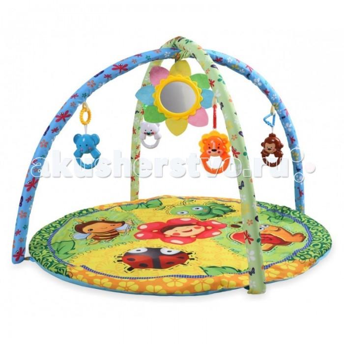 Развивающие коврики Baby Mix Лесная полянка ульева елена александровна мальчики играют