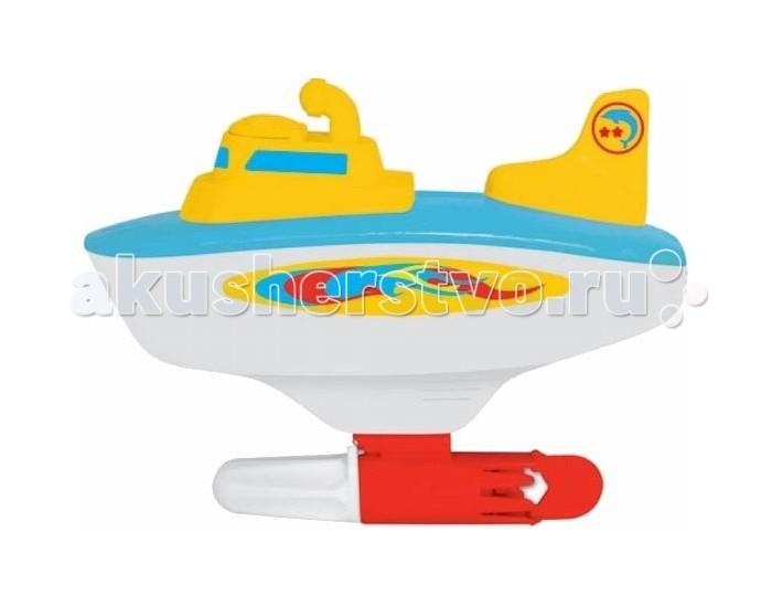 Игрушки для ванны Kiddieland Моя первая субмарина kiddieland развивающая игрушка моя первая субмарина