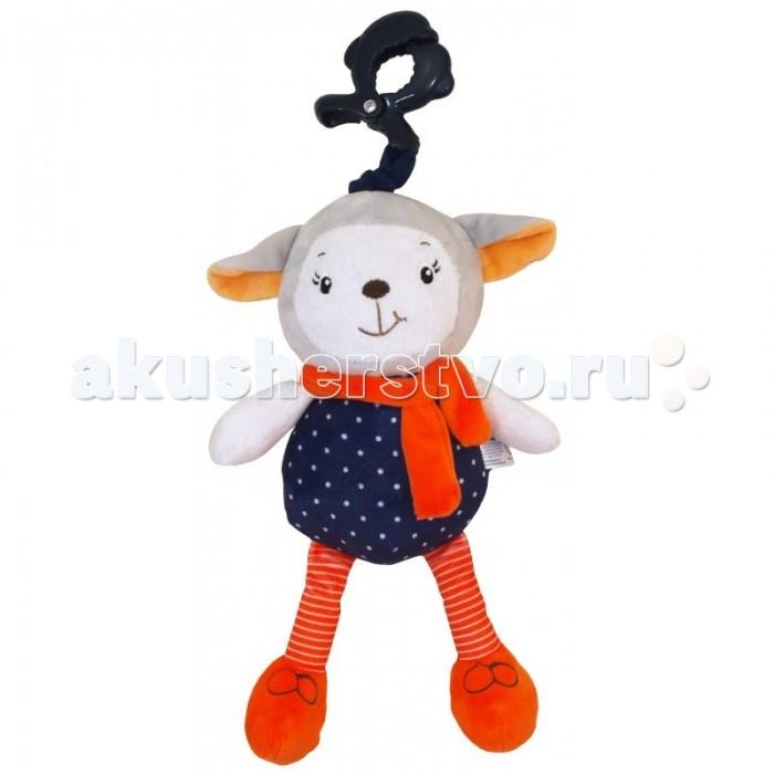 Подвесные игрушки Baby Mix Овечка подвесные игрушки мир детства мини подвеска слоненок