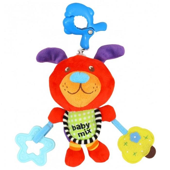 Подвесные игрушки Baby Mix Собачка NEW подвесные игрушки baby mix собачка с клубникой