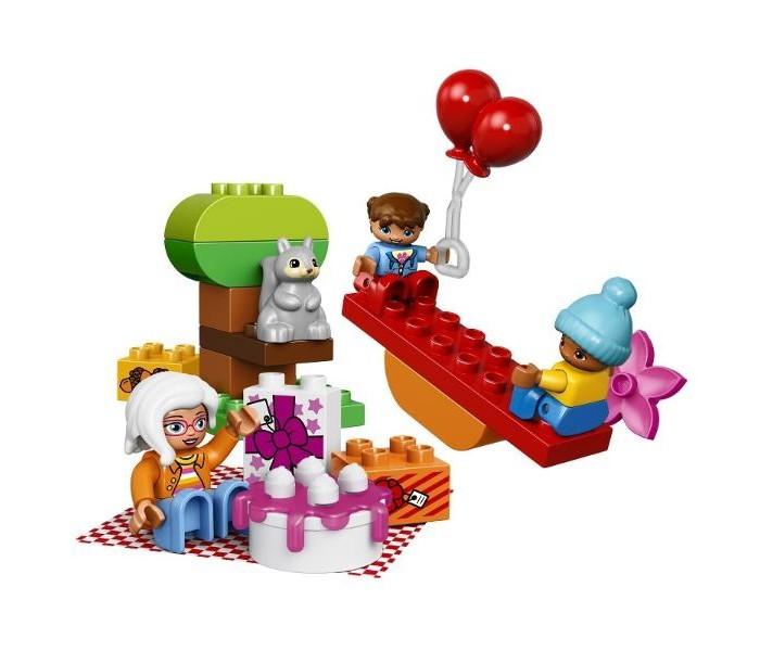 Lego Lego Duplo День рождения lego игрушка подружки день рождения салон красоты модель 41114