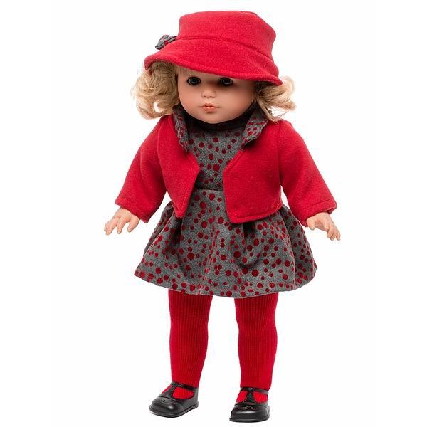 Куклы и одежда для кукол Llorens Кукла Лаура 45 см L 54501 куклы и одежда для кукол llorens кукла изабела 33 см со звуком