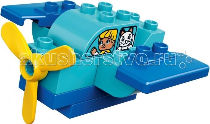 Lego Lego Duplo Мой первый самолёт lego мой первый трактор 10615