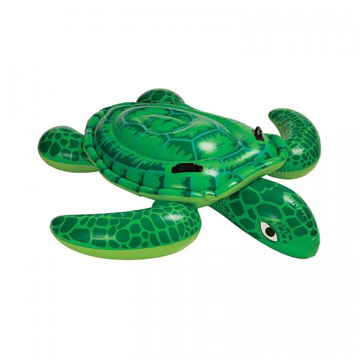 Матрасы для плавания Intex Надувной плотик Черепаха