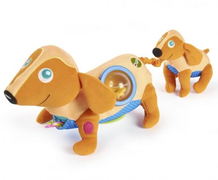 Развивающие игрушки Oops Собачка погремушки oops игрушка развивающая собачка