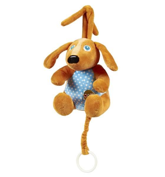 Подвесные игрушки Oops музыкальная Собачка