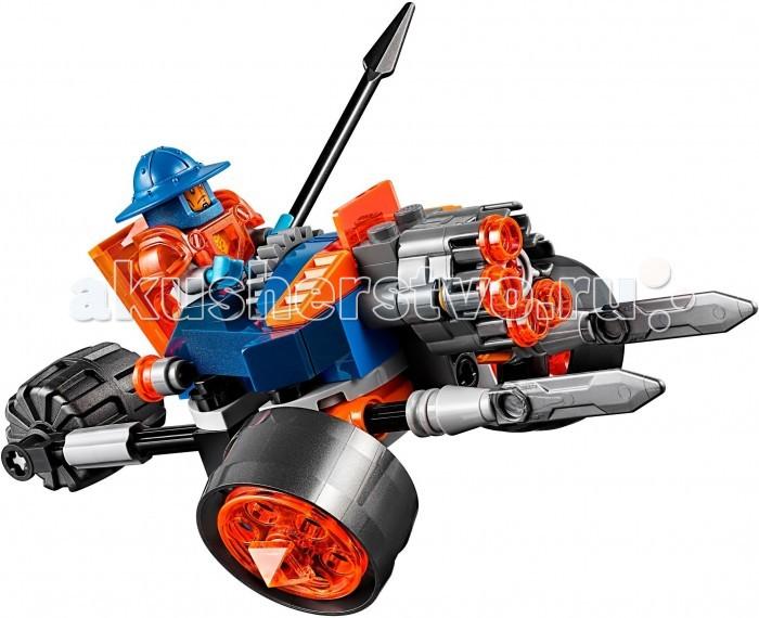 Lego Lego Nexo knights Самоходная артиллерийская установка королевской гвардии